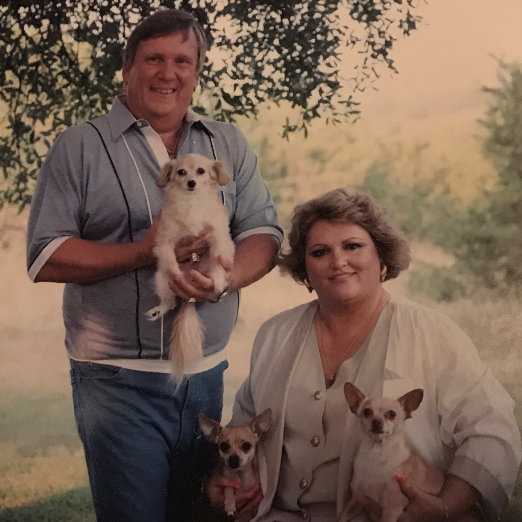 Parkinson, Sandi and Bobby.JPG